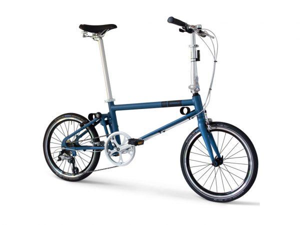 Bici Ahooga pieghevole comfort