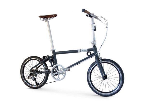 Bici pieghevole Ahooga — STILE