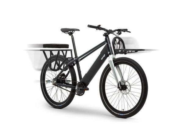 Ahooga Modulare cargo bike