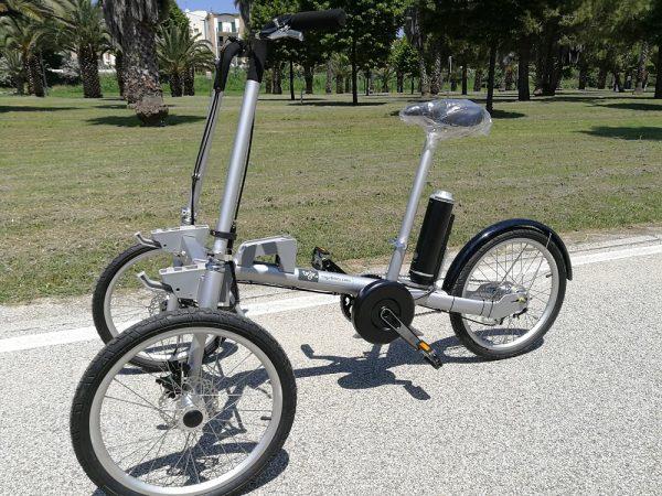 Motore PENDIX autonomia 50km