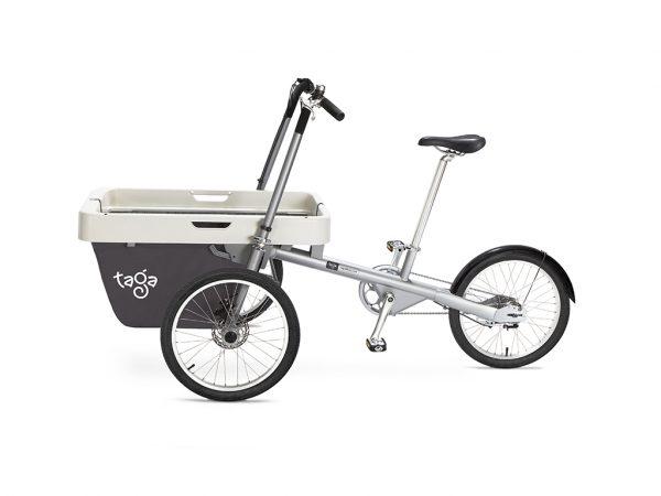 Taga family cargo bike