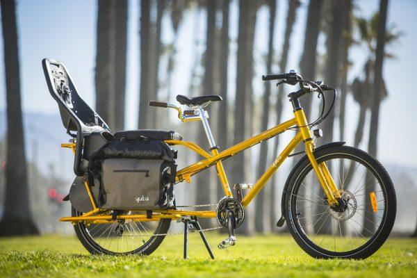 Yuba mundo la cargo bike che trasporta 200kg di carico-bambini e merce
