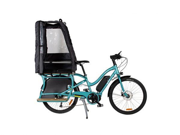 Baldacchino parapioggia bici YUBA