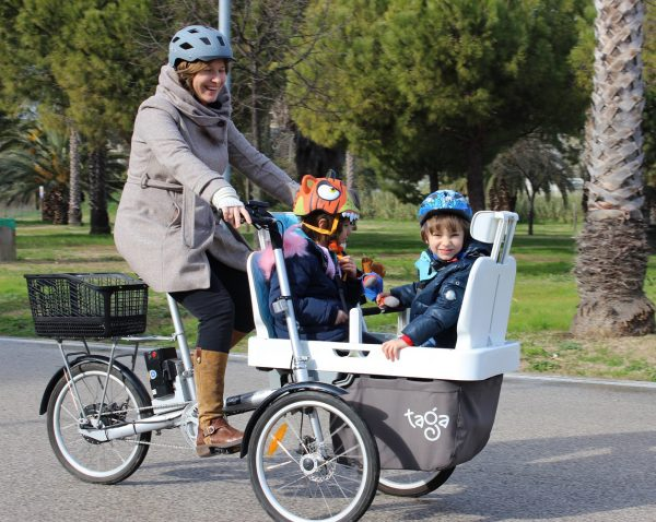 Biciclette da carico a 2 e 3 ruote, quale scegliere