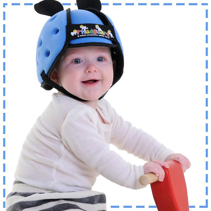 Thudguard-Infant-Safety-Protective-Hat---Blue