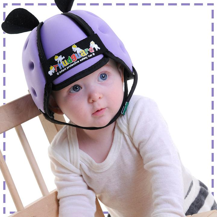 Thudguard-Infanty-Safety-Protective-Hat---Lilac