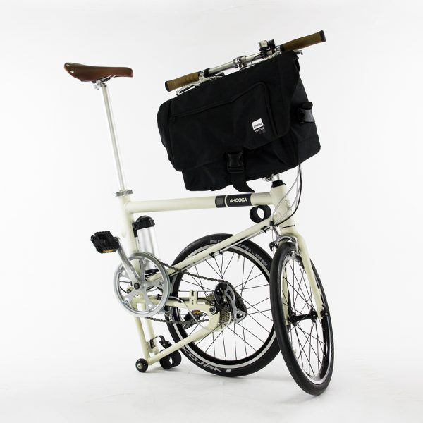 Bicicletta-Pieghevole ahooga bike