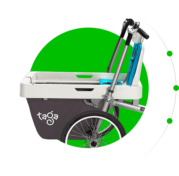taga family bike accessori cart