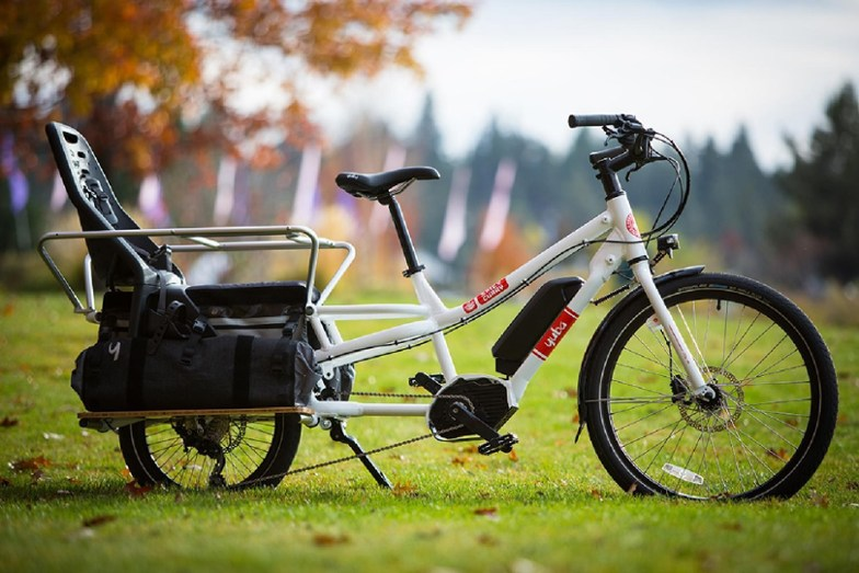 Spicy Curry Bosch ebike