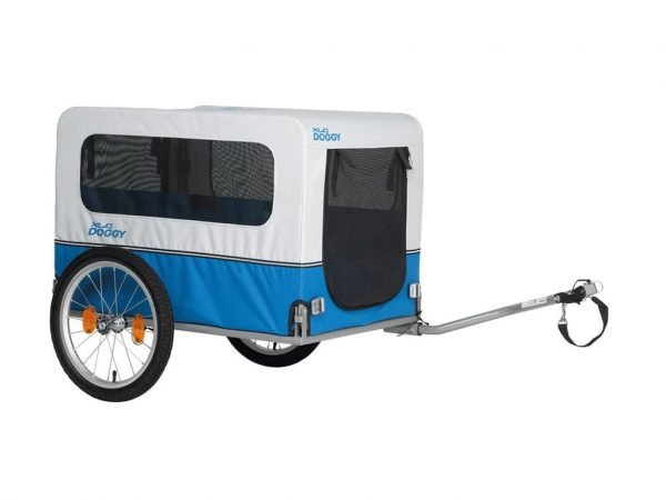 Rimorchio per bici trasporto ANIMALI DOMESTICI - XLC
